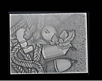 "original artwork, OOAK, graphite "" Buoys"""