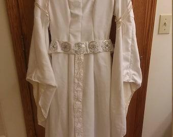 Eowyn White Dress