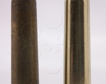 Dirty and Clean 50 BMG Brass for Creative Projects