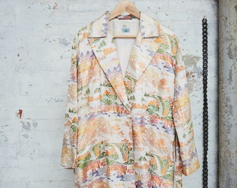 ONE OF A KIND Long Japanese Style Duster