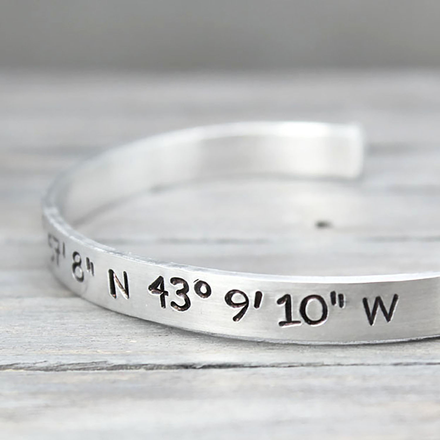 coordinate amazon coordinates dp latitude lat com long jewelry handmade bracelet personalized custom gifts longitude travel