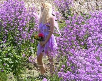 Purple Faerie Dress