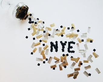 New Years Eve Confetti