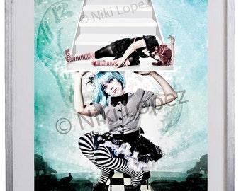 Alice O Alice - Photography & Digital Art Print