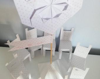 Tableau Mariage_Prendi Your chair