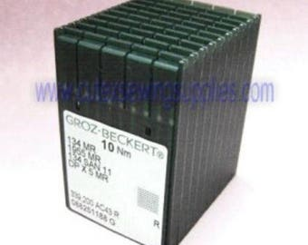 100 Groz Beckert 1955-01 134MR 134 SAN 11 Long-Arm Quilting Machine Needles