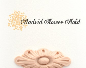 Silicone Mold Madrid Flower