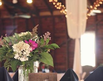 Wood Wedding Table Numbers | Wedding Decorations | Wedding Signs | Rustic Wedding Decor | Wedding Signage | Wedding Decor | Woodland Wedding