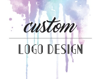 Custom Logo Design, Custom Logo Branding, Business Branding, Logo Design, Branding Package, Custom Business Branding