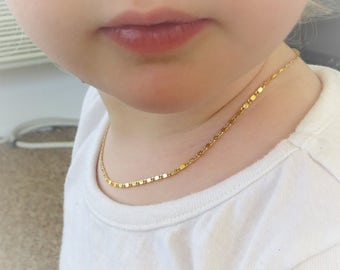 Gold baby jewelry Etsy