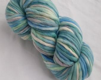 Vellamo on Doradus - Super Bulky Hand Dyed Yarn