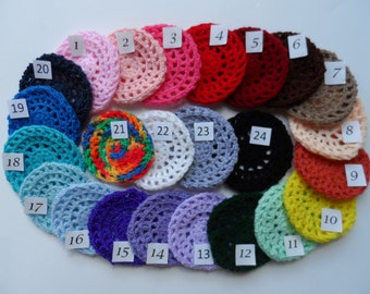 Large Bun Cover, Crochet Bun Cover, Bun Wrap, Bun Holder, Snood, Ballet, Dance, Flamenco, Gymnastics, Equestrian Show Hair