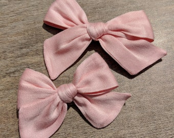 Relaxed Ballet Bow