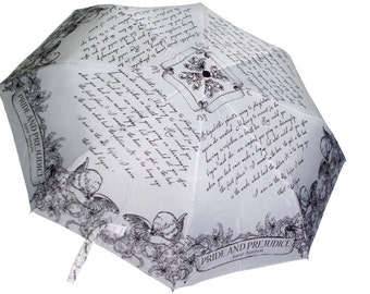 Pride and Prejudice Umbrella
