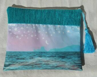 Es Vedra stars Ibiza Clutch bag