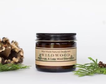 Natural Deodorant, Herbal Deodorant, Botanical Deodorant, Aluminum free Deodorant, Lavender Deodorant, organic deodorant, no aluminum, cream