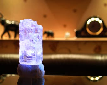 La lampe en cristal