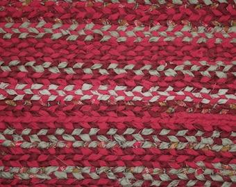 Handmade Twined Rug