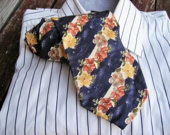 FREE SHIPPING, Mens Neckties, Neckties, Ties, Vintage Tie, Neck, Tie, Mens tie, Vintage mens necktie, Retro tie