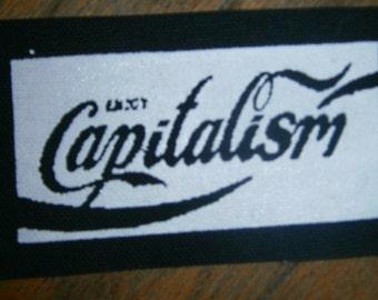 Enjoy Capitalism Patch