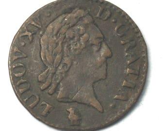 1771V France Liard Michel Grasson KM543.1 Rare