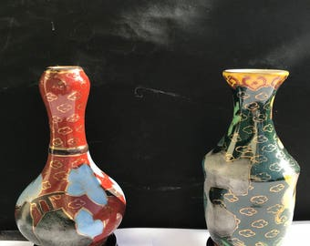 Miniature Vases Chinese ancient,vases Vintage,gift,Ceramic art