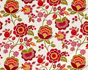 Intrigue Floral  Cotton Quilt Fabric Marcus Brothers Bohemian   BFab