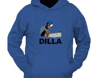 J Dilla Slum Village Hip Hop Street Hoodie