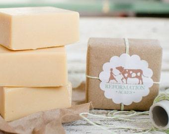 Mix & Match (Any 3 Bars of Natural Soap)