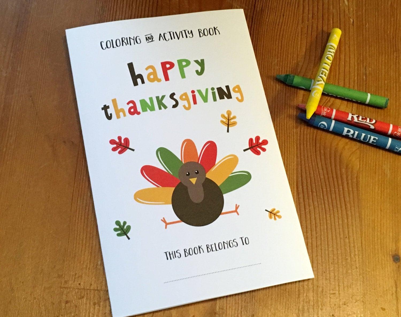 Großartig Thanksgiving Malbuch Zeitgenössisch - Druckbare ...