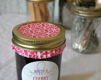 Cherry Almond Jam