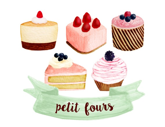 cupcake clipart bake goods clipart party clipartbakery rh etsy com pictures of baked goods clipart pictures of baked goods clipart