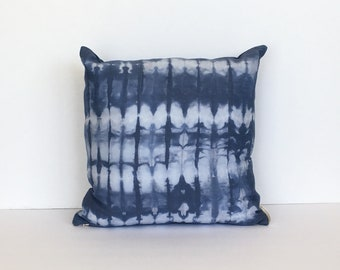 Shibori Pillow Sham