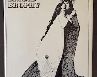 Black & White A Portrait of Aubrey Beardsley by Brigid Brophy - First US Edition