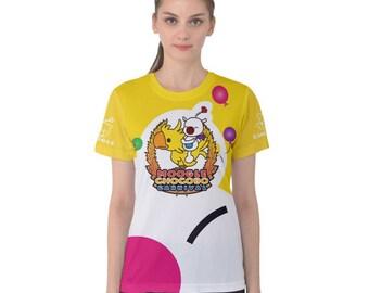 Final Fantasy Shirt Etsy