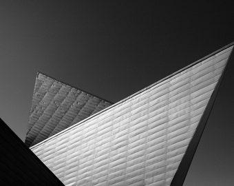 Denver Art Museum In Denver