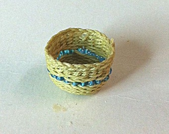 OOAK miniature basket