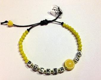 Lemon Bracelet