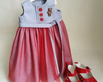 Doll Personalized Dolls clothes Dress For Waldorf Dolls For 18 inch Dolls Toys And Games