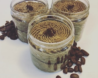 Coffee is Life Whipped Sugr Scrub