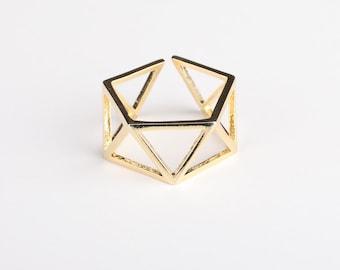 Heidi Ring Gold