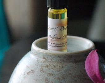 Creme Brulee' Perfume Oil
