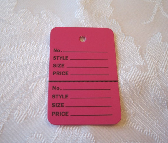 Lucrative image pertaining to clothing tags printable