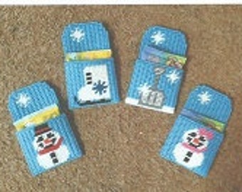 WINTER CANDY POCKETS