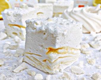 Lively Lemon Meringue Pie Marshmallow