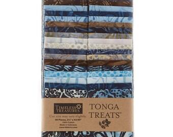 jelly roll fabric patchwork Batik Tonga Treats Strip JUPITER