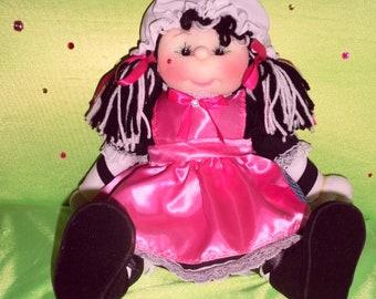 Handmade Doll HALLOWEEN