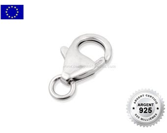 925 Silver - 7/8/9/11mm - 1 or 10 Lobster Clasp