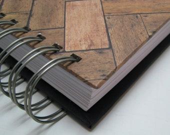 Wedding Guest Book Alternative - Wedding Keepsake - Rustic Guest Address Book - Wedding Guest Address Book - Guest Book Idea - Wooden
