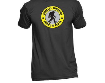 Bigfoot Shirt - Sasquatch Shirt - Yeti Shirt - Bigfoot T Shirt - Humor Tees - Birthday Gift - Graphic Tees - Gifts For Guys - Sasquatch Gift